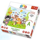 Trefl Gra Zoo alfabet Fun for everyone