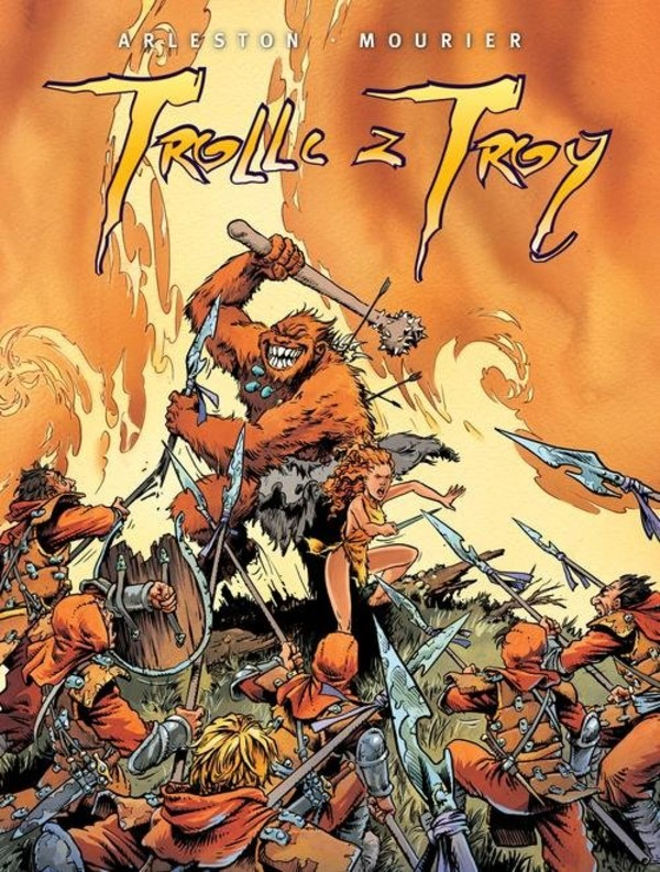 Trolle z Troy vol. 1-4