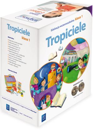 podręcznik tropiciele klasa 1