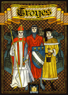 Gra Troyes (edycja angielska)