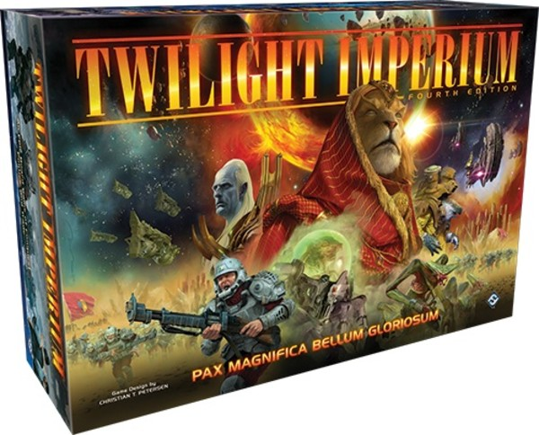 FFG Gra Twilight Imperium (Fourth Edition) English Version