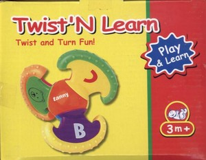 Twist`N Learn Kula ABC