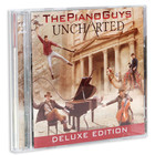 Uncharted (Deluxe Edition CD+DVD) - The Piano Guys