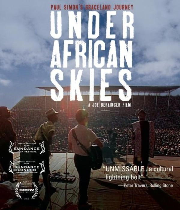 Under African Skies (Blu-Ray)