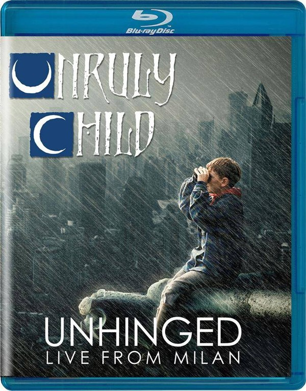 Unhinged - Live From Milan Bluray (Blu-Ray)