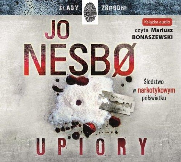 Upiory audiobook MP3