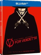 V jak Vendetta Steelbook - James McTeigue