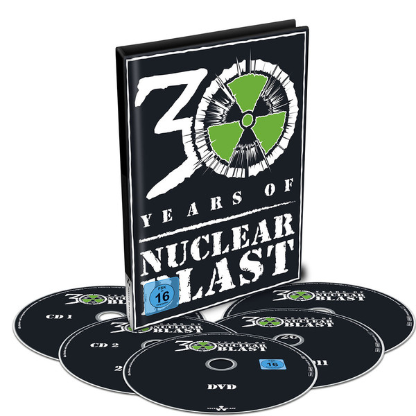 Nuclear Blast 30 Years Anniversary