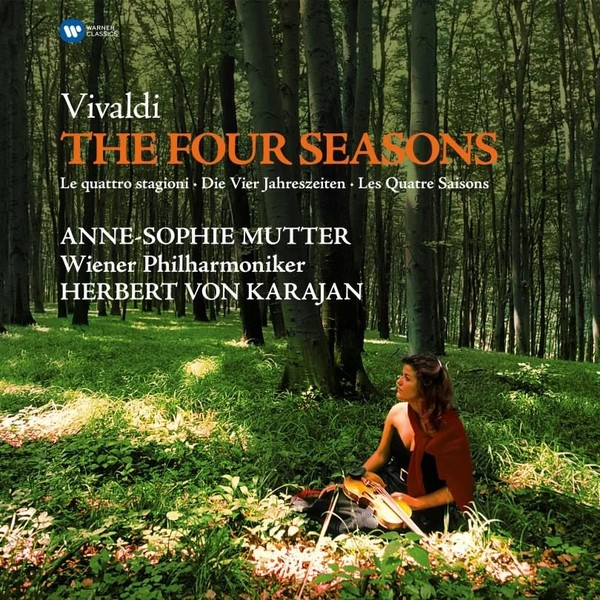 Vivaldi. The Four Seasons (vinyl)