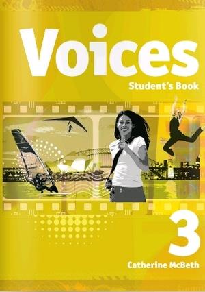 voices 3 podręcznik