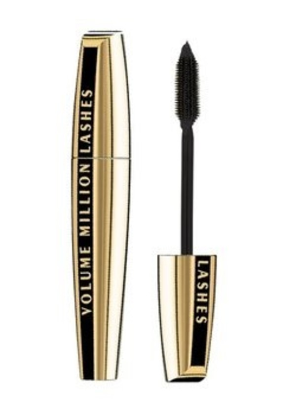 Volume Million Lashes - Black Tusz do rzęs