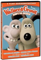 Wallace & Gromit (4 filmy) - Nick Park