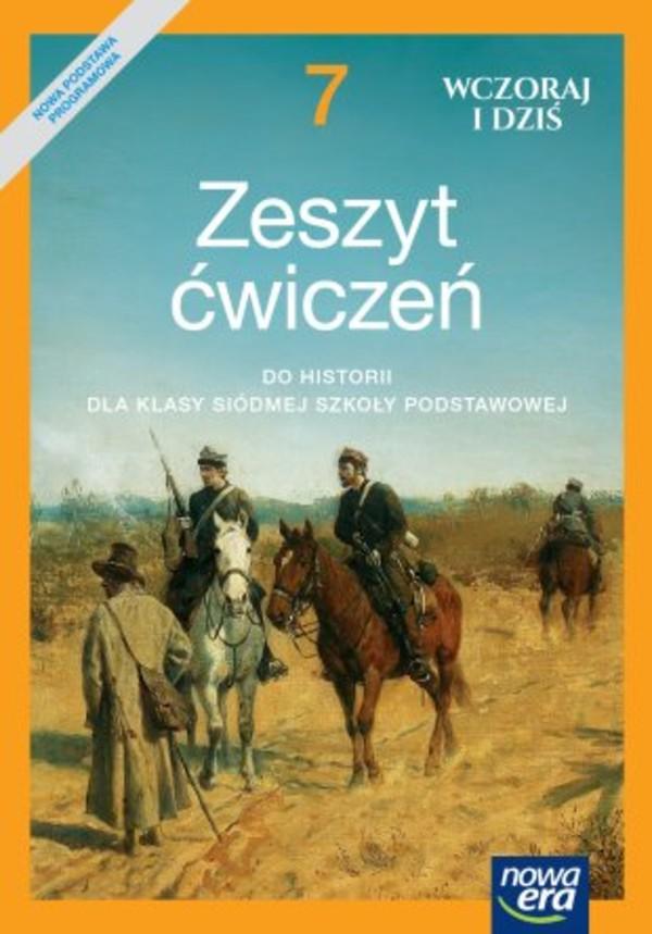 podręcznik do historii wczoraj i dziś