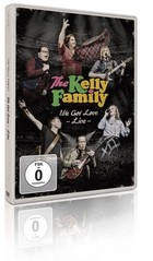 We Got Love - Live (DVD) - The Kelly Family