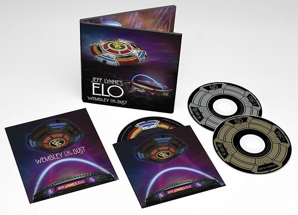 Wembley or Bust (Blu-Ray + CD)