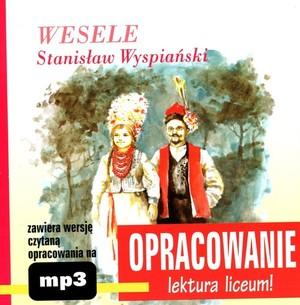 Wesele Książka Audio Mp3 Stanisław Wyspiański 614 Zł Audiobook