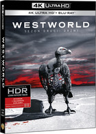 Westworld Sezon 2 (4K Ultra HD) -