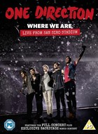 Where We Are: Live From San Siro Stadium - One Direction