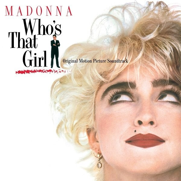 Who`s That Girl (Clear Vinyl Album)