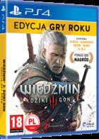 Wiedźmin 3 Edycja Gry Roku (PS4)