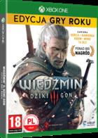 Wiedźmin 3 Edycja Gry Roku (XBOX ONE)