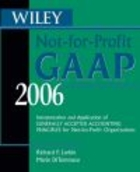 Wiley Not-for-Profit GAAP 2006