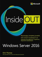 Windows Server 2016 Inside Out - pdf - Thomas Orin