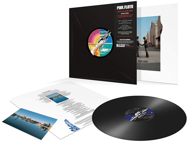 Wish You Were Here (Remastered) (vinyl)