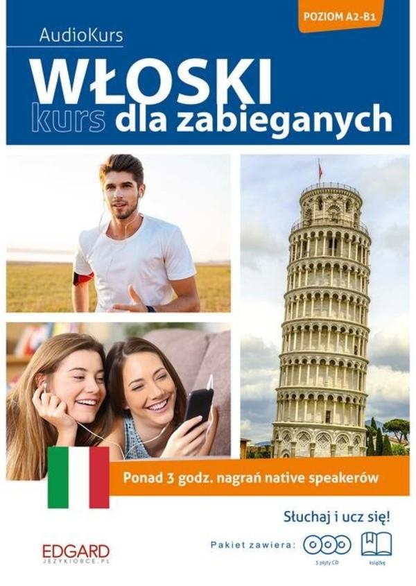 7ba70d8a3cc84c Włoski. Kurs dla zabieganych / PRACA ZBIOROWA 25,77 zł | Książka w  Gandalf.com.pl