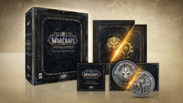 Gra World of Warcraft Battle for Azeroth (PC)