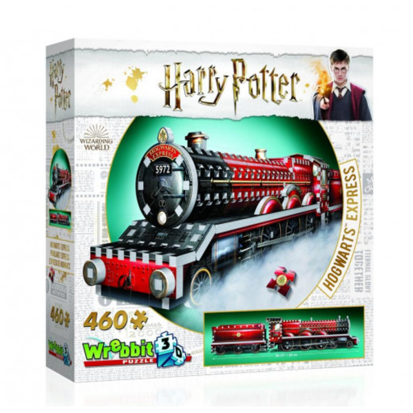Wrebbit Harry Potter Hogwarts Express 3D