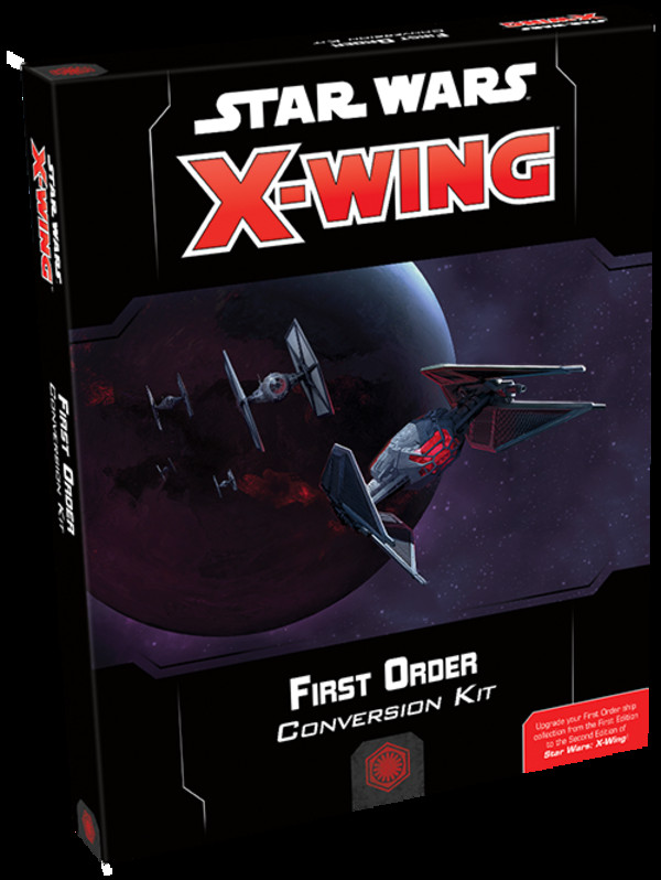 FFG Gra X-Wing First Order Conversion Kit Second Edition (wersja angielska)
