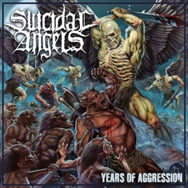 Years Of Aggression (vinyl)