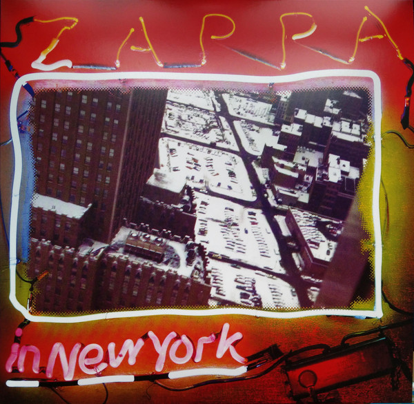 Zappa In New York (vinyl)