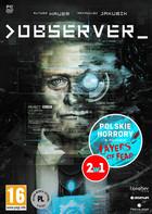 Zestaw Polski Horror Observer (PC)