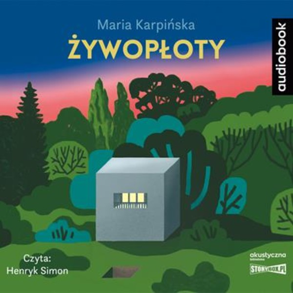 Żywopłoty Audiobook CD